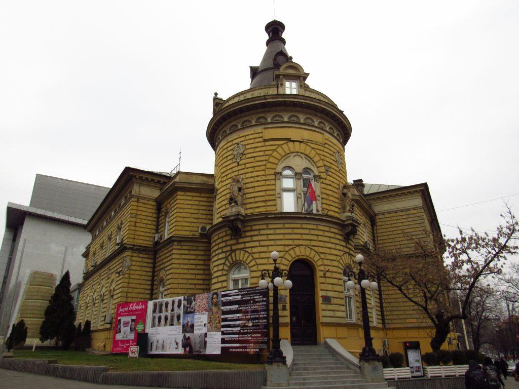 Youth theatre in Belgrade