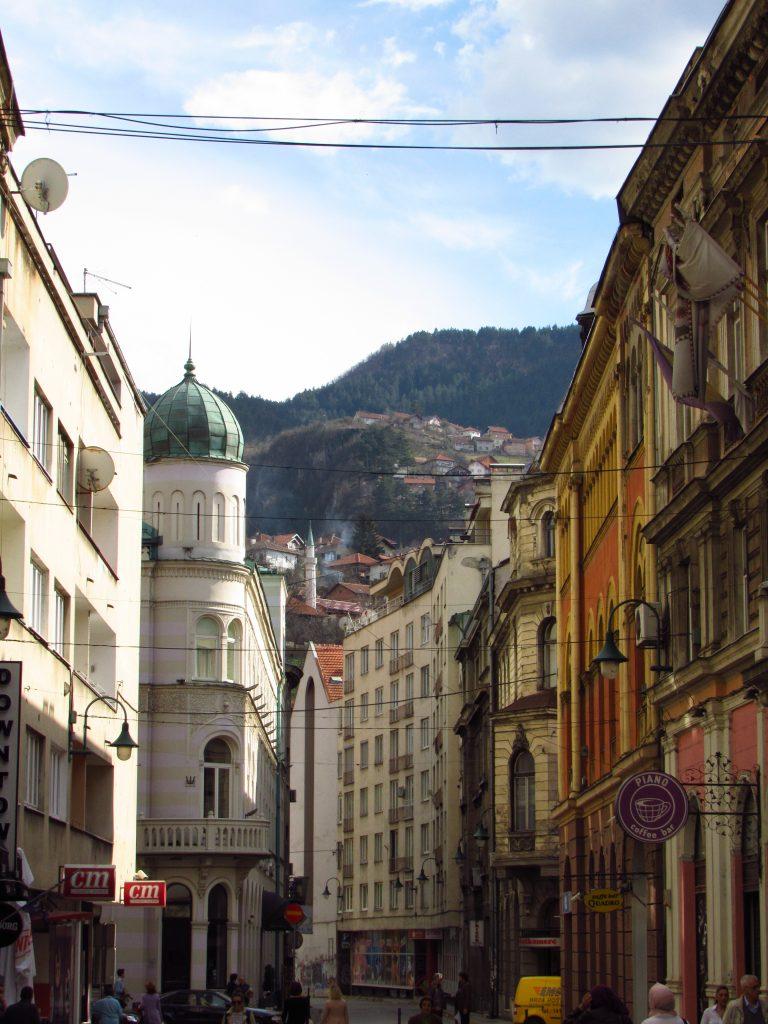 Titova Street, Sarajevo