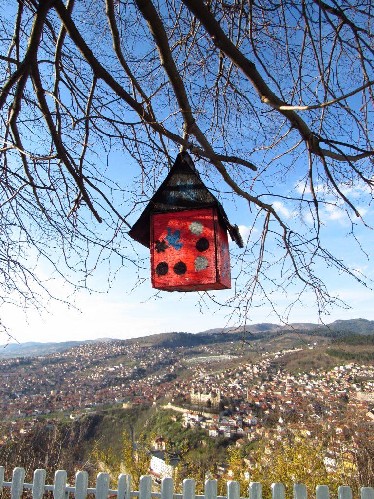 Panoramic view, Sarajevo
