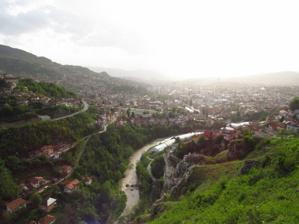 Overcast Sarajevo