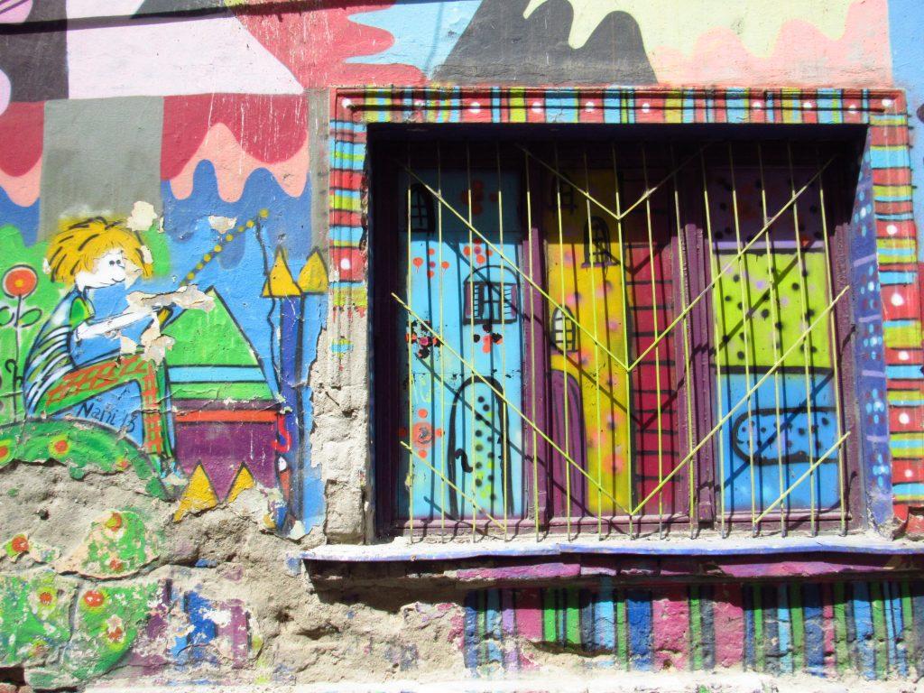 Street art in Timisoara