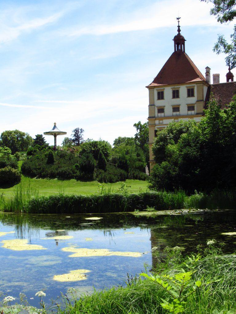 Schloss Eggenberg Garden