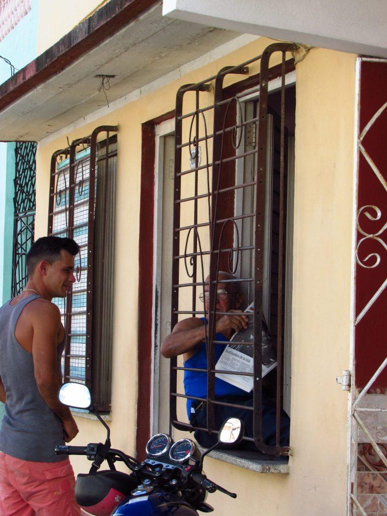Locals of Cuba