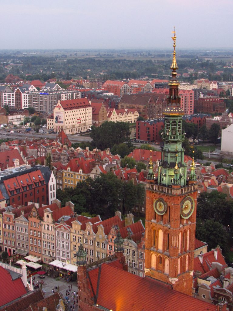 Gdansk viewpoint