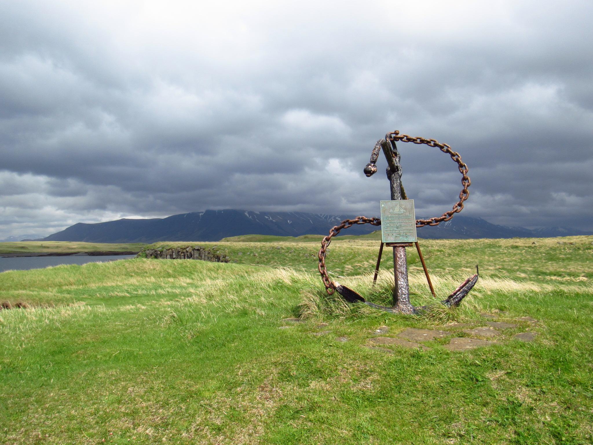 Videy Island Anchor