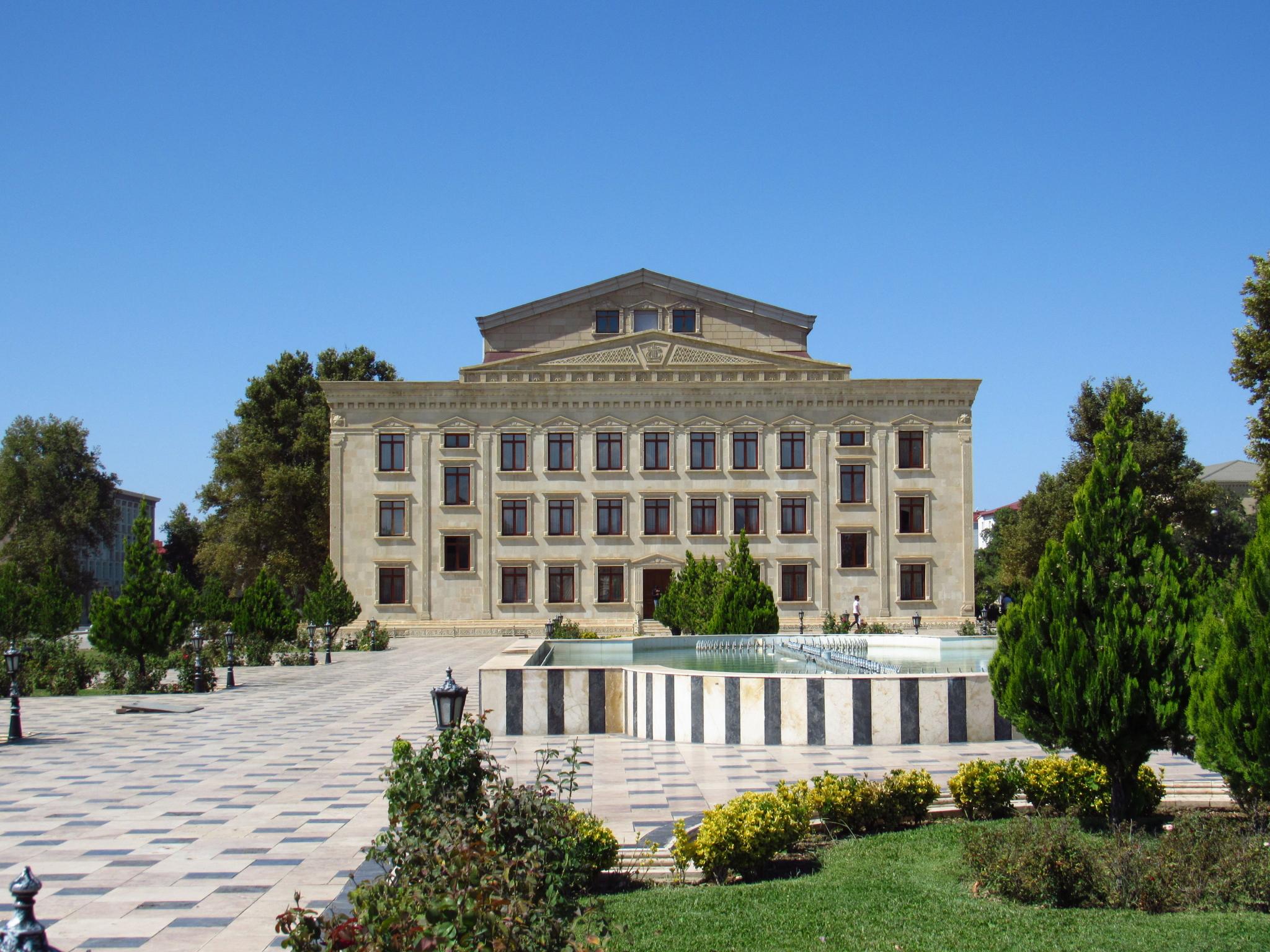 Nakhchivan Theatre
