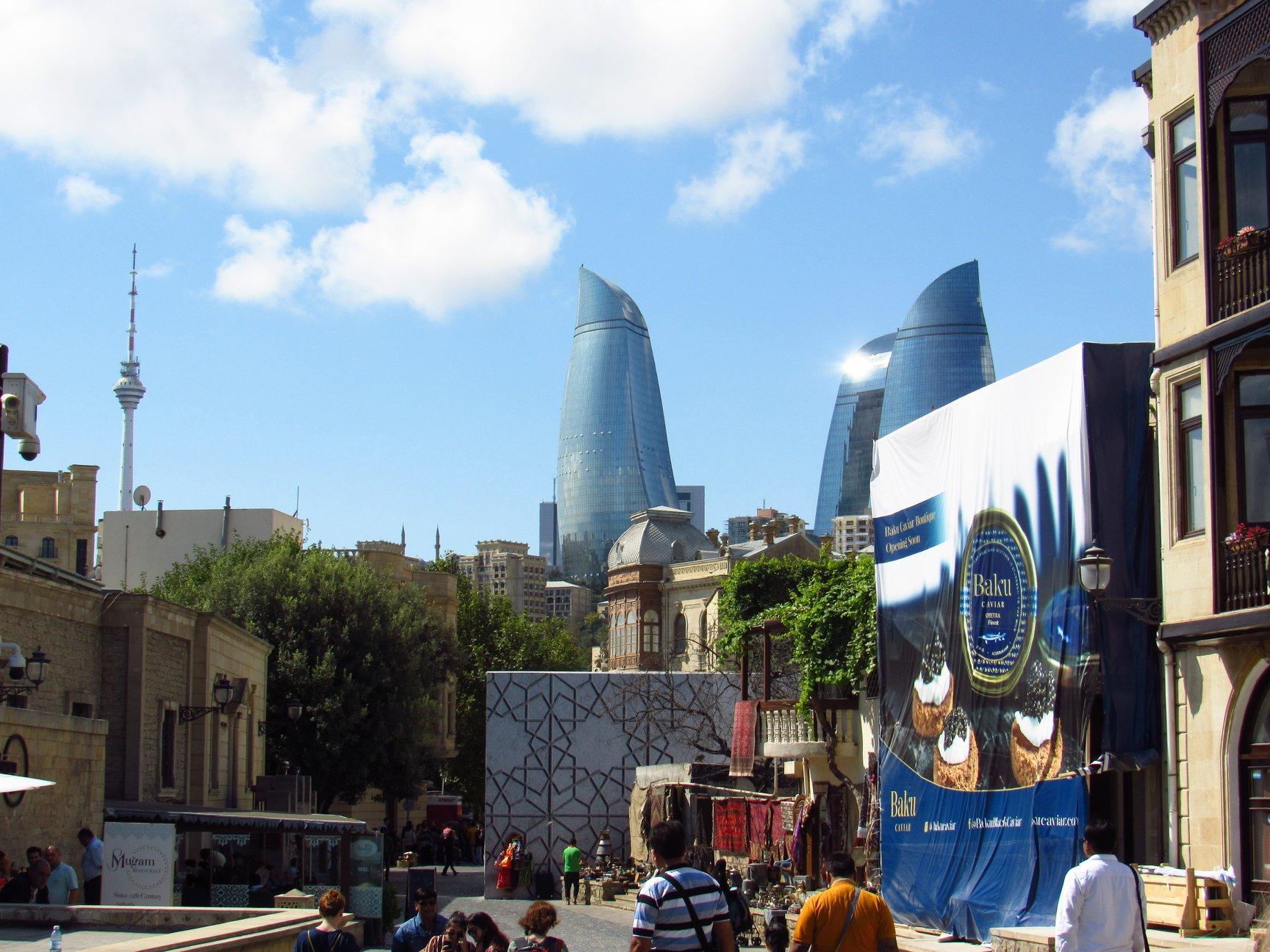 Baku centre