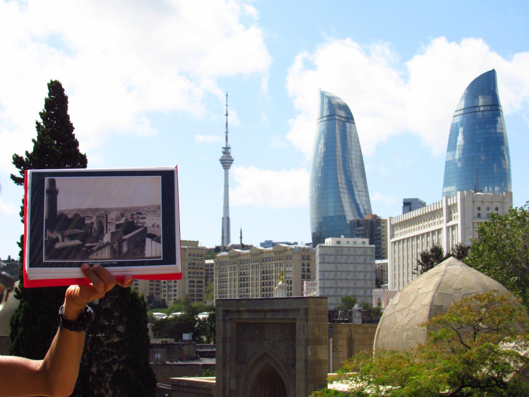 Baku past and present